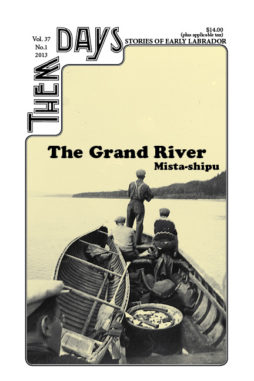 Issue 37.1 - The Grand River