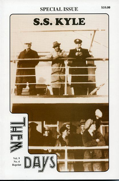 Issue 9.4 - The S.S. Kyle